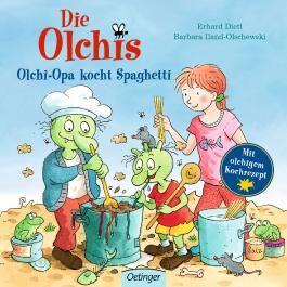 Die Olchis. Olchi-Opa kocht Spaghetti