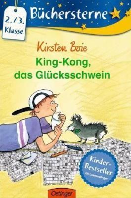 King Kong, das Glücksschwein