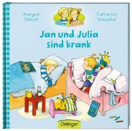 Jan und Julia sind krank