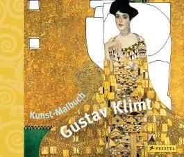 Kunst-Malbuch Gustav Klimt