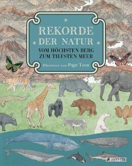 Rekorde der Natur - Vom höchsten Berg zum tiefsten Meer