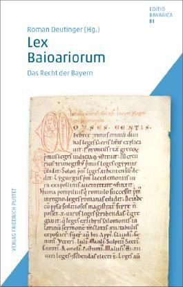 Lex Baioariorum