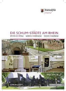Die SchUM-Städte am Rhein