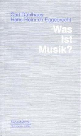 Was ist Musik?