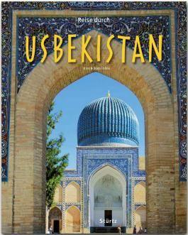 Reise durch Usbekistan