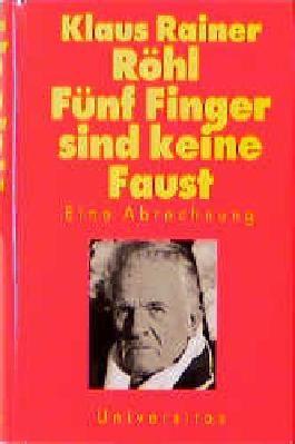 Fünf Finger sind keine Faust