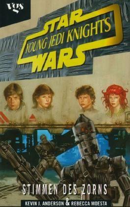 Star Wars: Young Jedi Knights - Stimmen des Zorns
