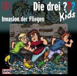 Die Drei ??? Kids (Folge 3) - Invasion der Fliegen