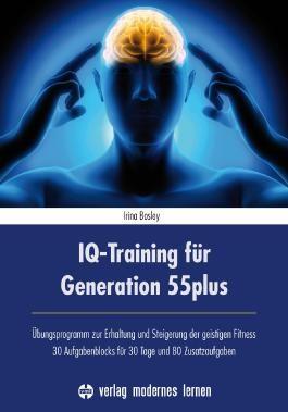 IQ-Training für Generation 55plus