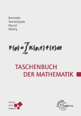 Taschenbuch der Mathematik, m. CD-ROM