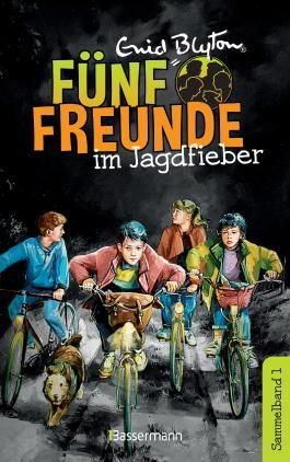 Fünf Freunde im Jagdfieber - DB 01