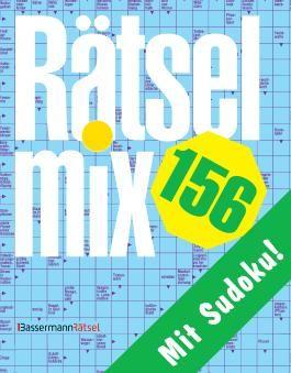 Rätselmix 156 (5 Exemplare à 2,99 €)