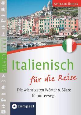 Compact Sprachführer Italienisch für die Reise.