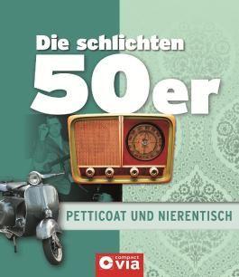 Die schlichten 50er - Petticoat und Nierentisch