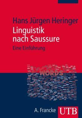 Linguistik mit de Saussure, 1