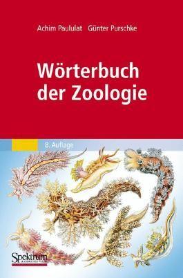Worterbuch Der Zoologie