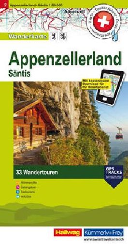 Appenzellerland Säntis