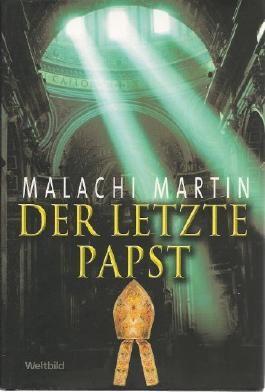 Der letzte Papst. Roman