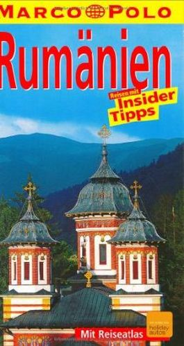 Rumänien. Marco Polo Reiseführer.