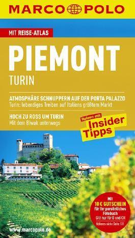 MARCO POLO Reiseführer Piemont