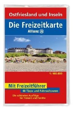 Ostfriesland und Inseln: 1:100000