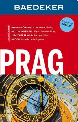 Baedeker Reiseführer Prag