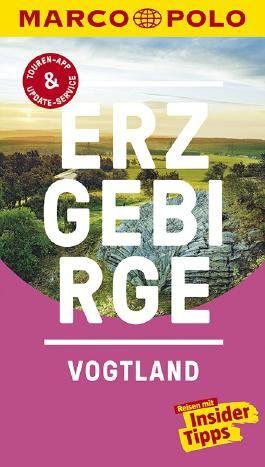 MARCO POLO Reiseführer Erzgebirge, Vogtland