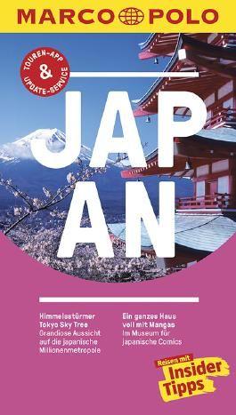 MARCO POLO Reiseführer Japan