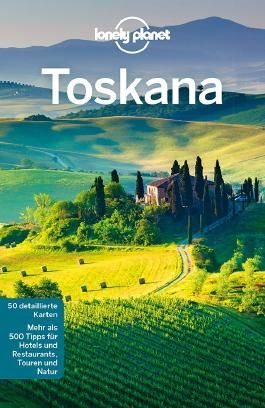 Lonely Planet Reiseführer Toskana