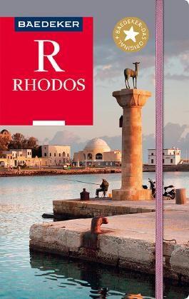 Baedeker Reiseführer Rhodos