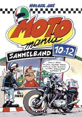 MOTOmania Sammelband 10–12