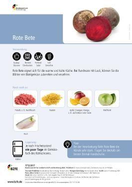 Lebensmittel-Infoblatt: Wirsing