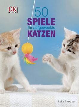 50 Spiele für aufgeweckte Katzen