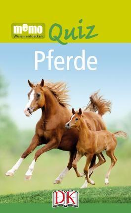 memo Quiz. Pferde