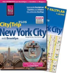 Reise Know-How CityTrip PLUS New York City mit Brooklyn