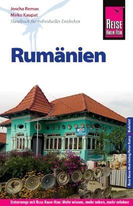 Reise Know-How Reiseführer Rumänien