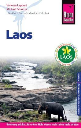 Reise Know-How Reiseführer Laos