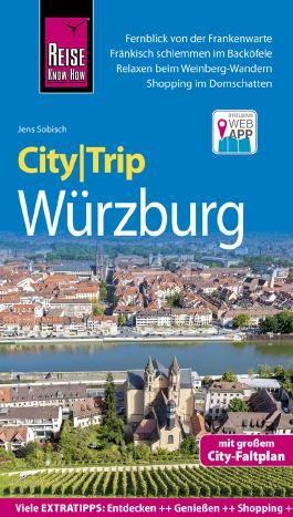 Reise Know-How CityTrip Würzburg