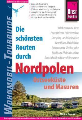 Reise Know-How Wohnmobil-Tourguide Nordpolen: (Ostseeküste und Masuren)