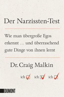 Taschenbücher / Der Narzissten-Test