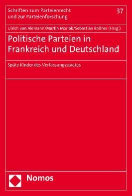 Politische Parteien in Frankreich und Deutschland