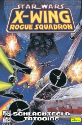 X-Wing Rogue Squadron - Schlachtfeld Tatooine