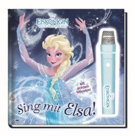 Disney Die Eiskönigin: Sing mit Elsa!