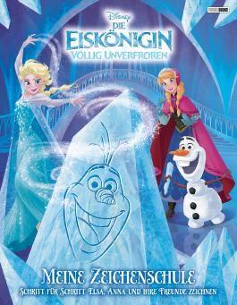 Disney Die Eiskönigin: Meine Zeichenschule