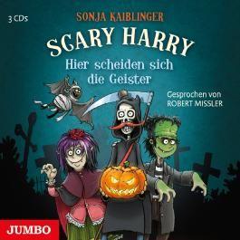 Scary Harry - Hier scheiden sich die Geister