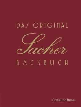 Das Original Sacher-Backbuch