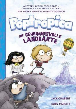 Poptropica - Die geheimnisvolle Landkarte