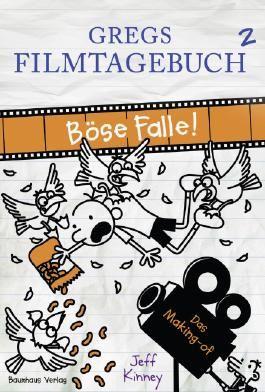 Gregs Filmtagebuch 2 - Böse Falle!