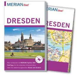 MERIAN live! Reiseführer Dresden