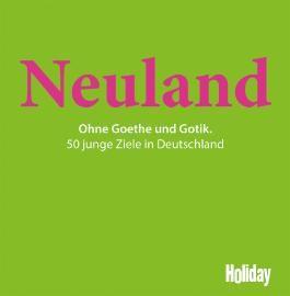 HOLIDAY Reisebuch: Neuland